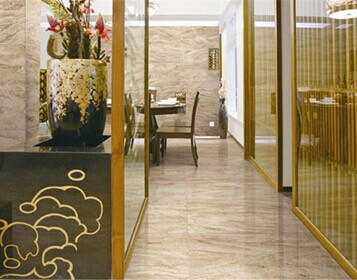 大理石瓷砖――伊朗阿曼米黄