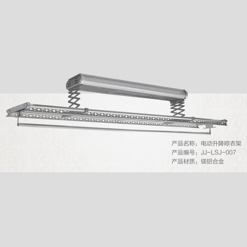 不锈钢栏杆/电动升降晾衣架JJ-LSJ-007