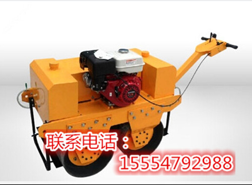 供应山东生产人推两轮小压道机价格低廉