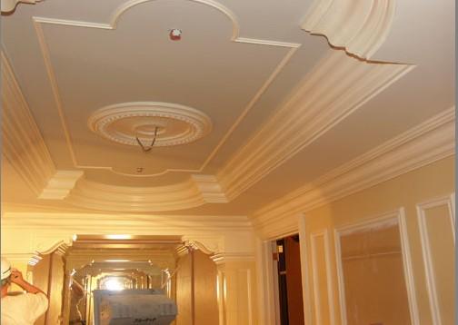 供应石膏线,石膏造型吊顶.图片