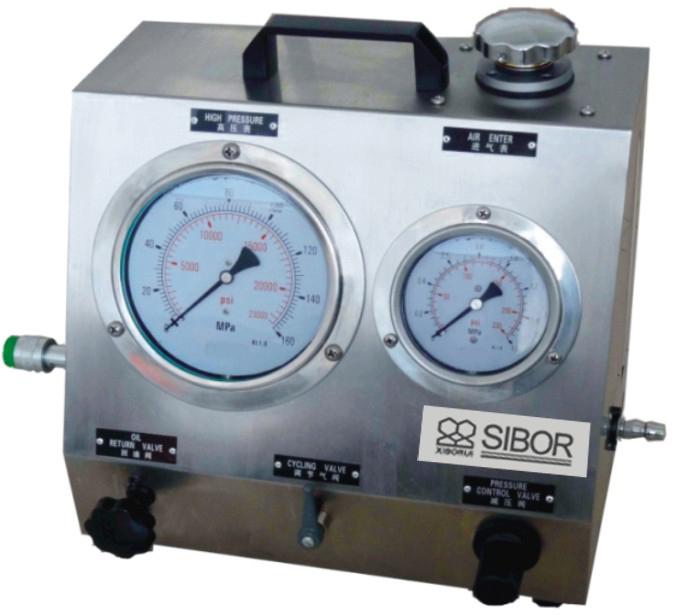 螺栓拉伸器气动液压泵-【效果图图片