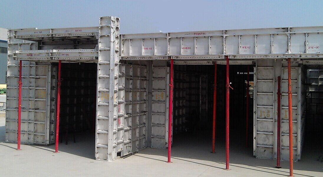 供应金标建筑铝模板租赁