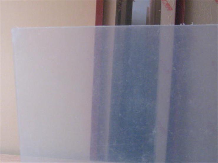 亚克力板磨砂亚克力透光板有机玻璃透明-【效果图,图图片