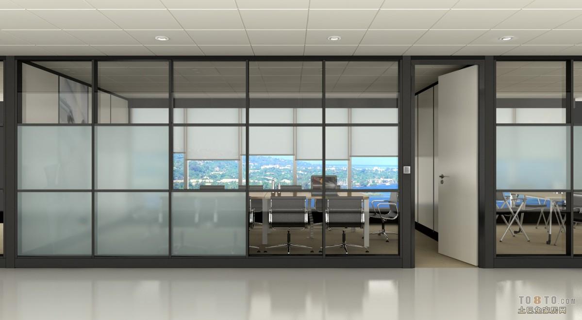 南通舒尔美双层玻璃隔墙