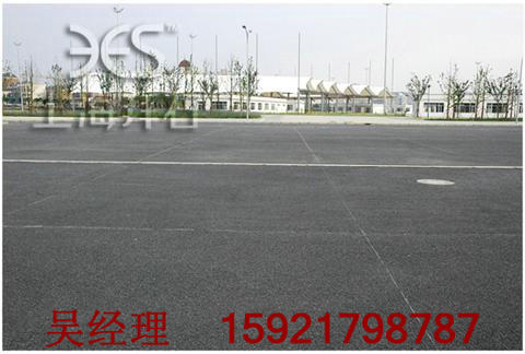 供应上海透水地坪/彩色透水地坪施工工艺