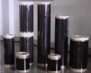 上海电地暖安装 碳纤维电热膜 发热电缆