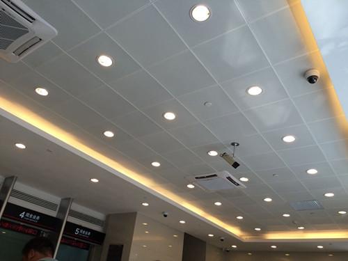 银行铝扣板吊顶