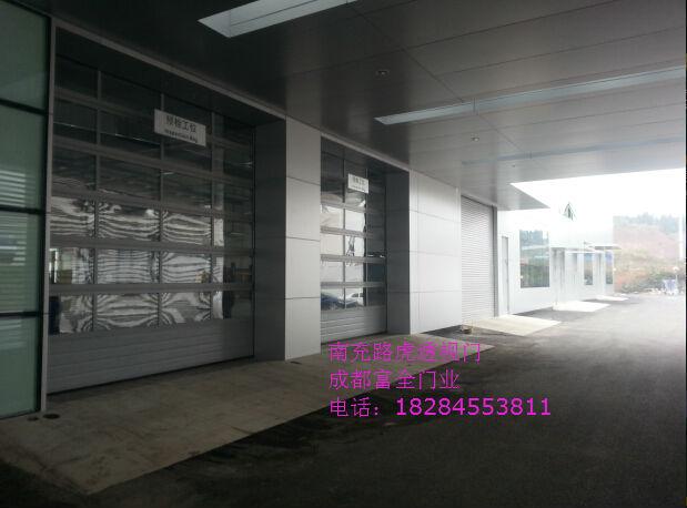 湖南奔驰4s店可视提升门,长沙可视提升门