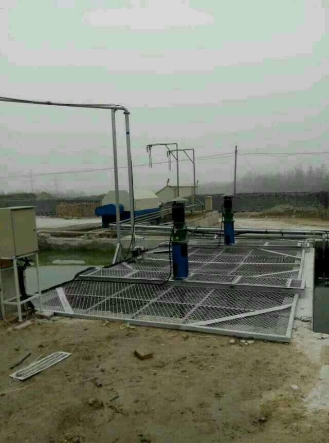 供应混您图搅拌站配套残渣污水处理设备