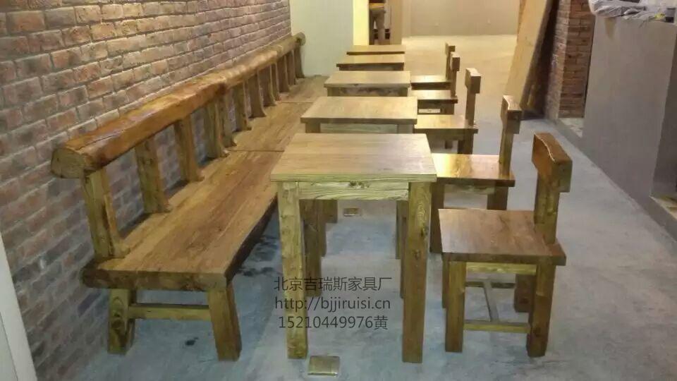 快餐桌椅,食堂饭店餐桌椅,卡座沙发定做