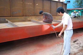 【钢结构专用防锈油漆