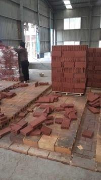 页岩烧结砖、陶土烧结砖