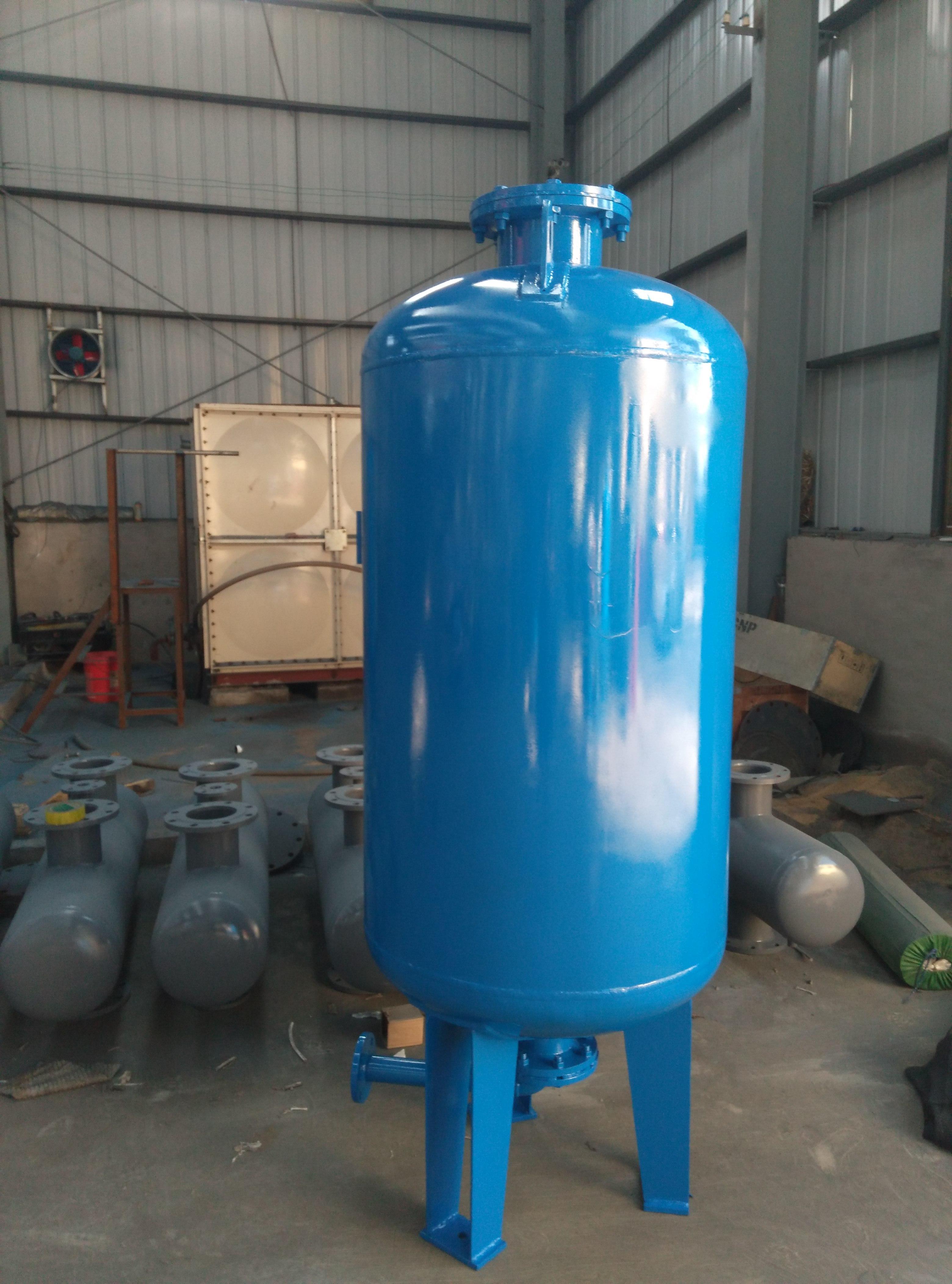 气压罐起到防止系统压力骤降图片