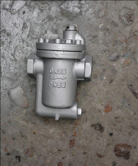 节能 环保881-16c 倒吊桶式蒸汽疏水阀图片