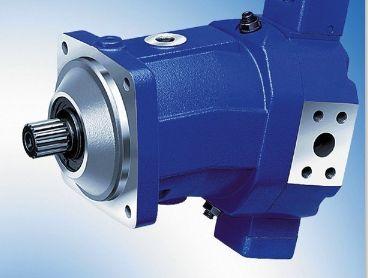 动力头力士乐液压马达A6VE160HD1D/63W-VZL