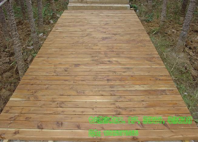 户外地板 防腐木地板