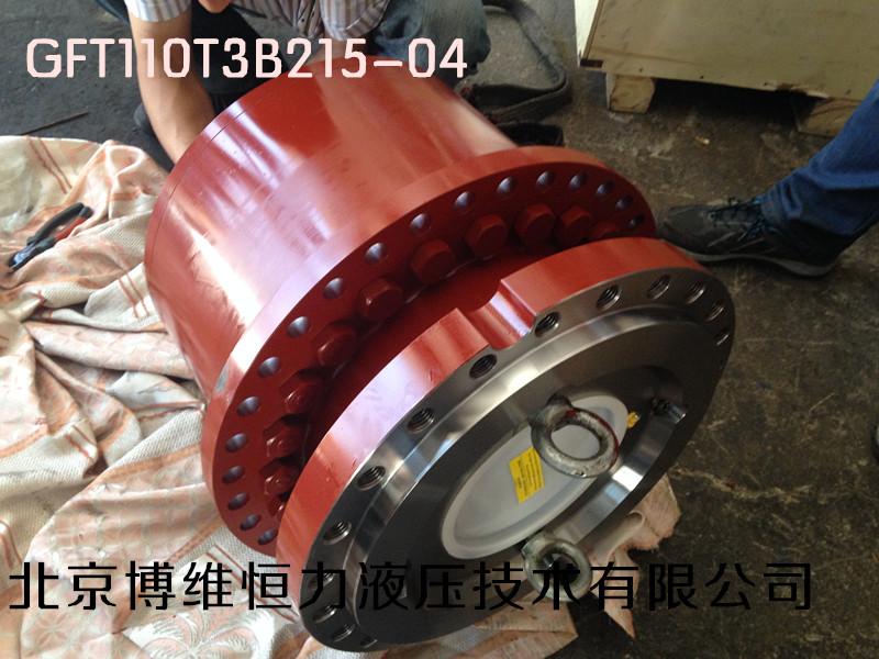供应郑州旋挖钻机用减速机GFT80T3B