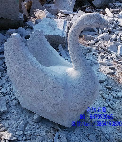 长春石雕天鹅厂家石雕天鹅价格石雕天鹅批发