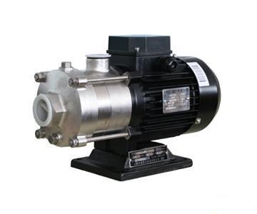 供应多级泵厂家:CHLF轻型段式多级离心泵