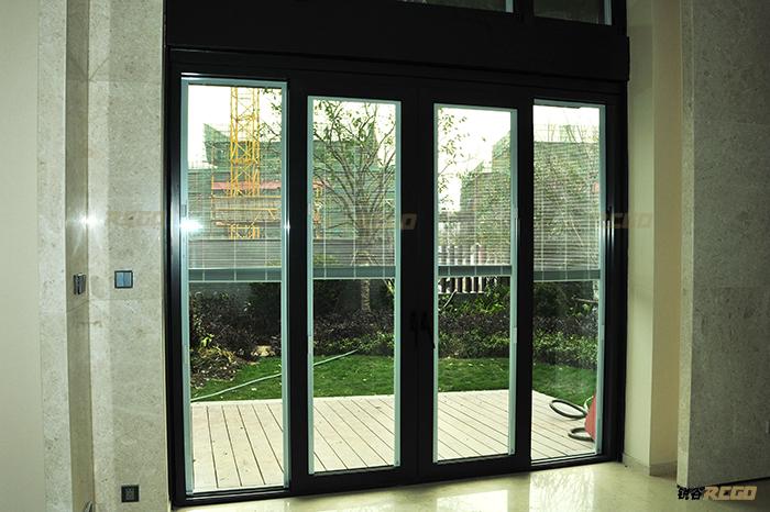 锐谷供应5 21A 5百叶中空玻璃/百叶玻璃窗