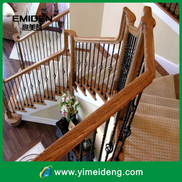 供应新款铁艺楼梯扶手YMD-0012