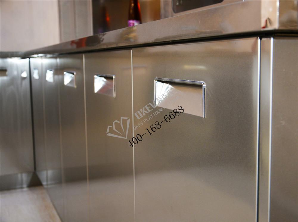不锈钢欧式橱柜-不锈钢橱柜,不锈钢柜体,不锈钢门板