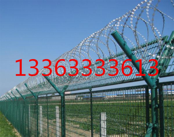 洛阳专业绿色铁丝围墙护栏生产厂报价低