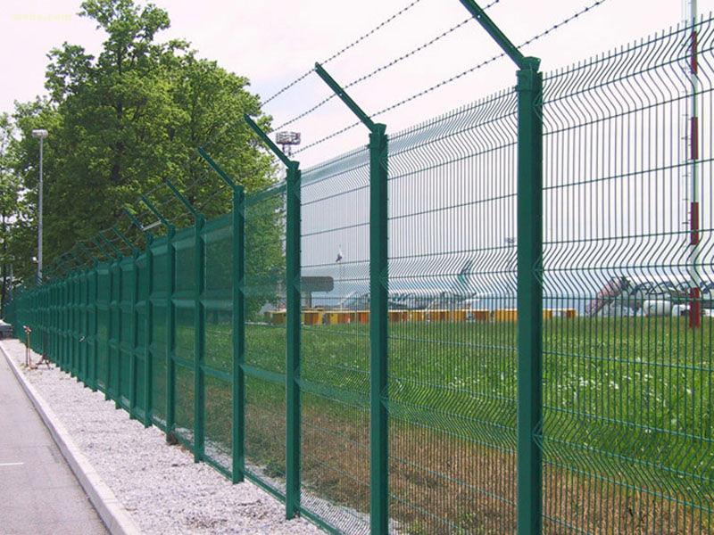 无锡道路两侧安全防护网-浸塑铁丝网生产商