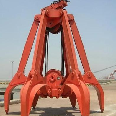 型号: 垃圾吊抓斗  起重机类型: 单梁起重机  操作形式: 1  结构形式