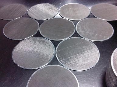 许昌304不锈钢过滤网耐酸碱耐高温编织而成