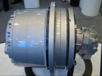 履带吊力士乐减速机GFT450 T4  1007