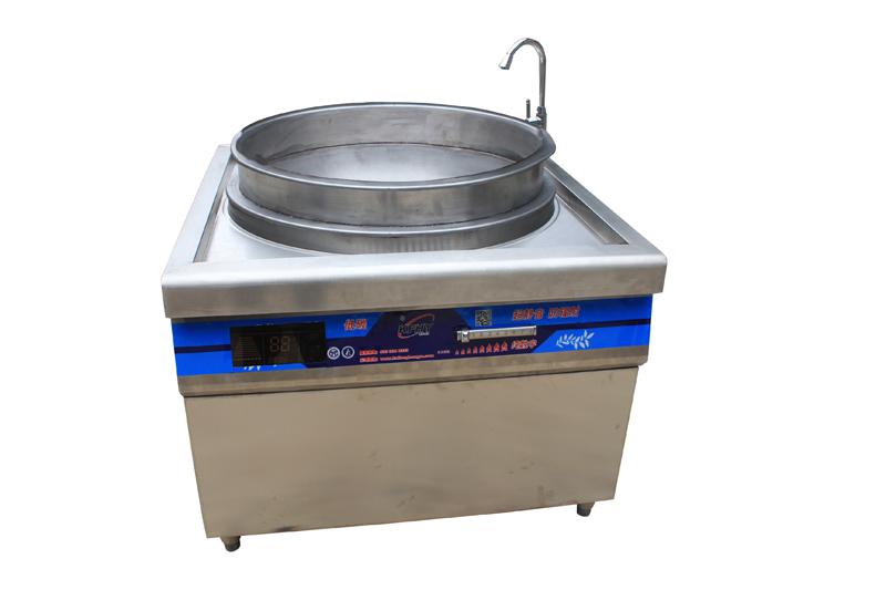 郑州磁莱德商用电磁炉,商用电磁煮面炉订做