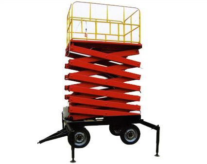 供应西安液压平台起重机|香河起重|葫芦配件图片
