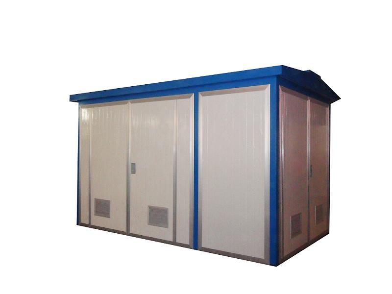 聊城金属复合板箱式变电站外壳生产厂家图片