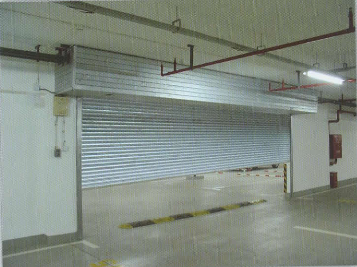 上海高藤门业供应防火卷帘门