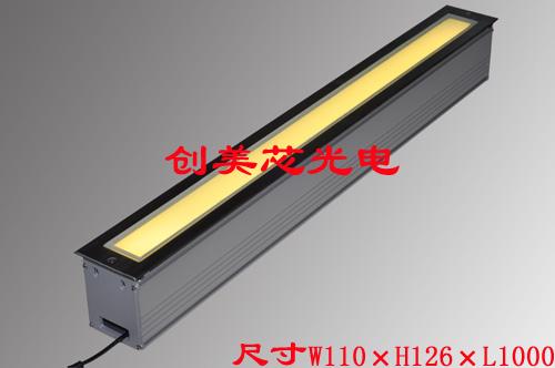 LED线型地埋灯