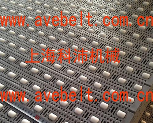 供应横向滚珠塑料网带