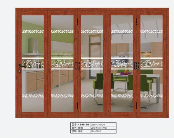 供应2.0重型大折叠门