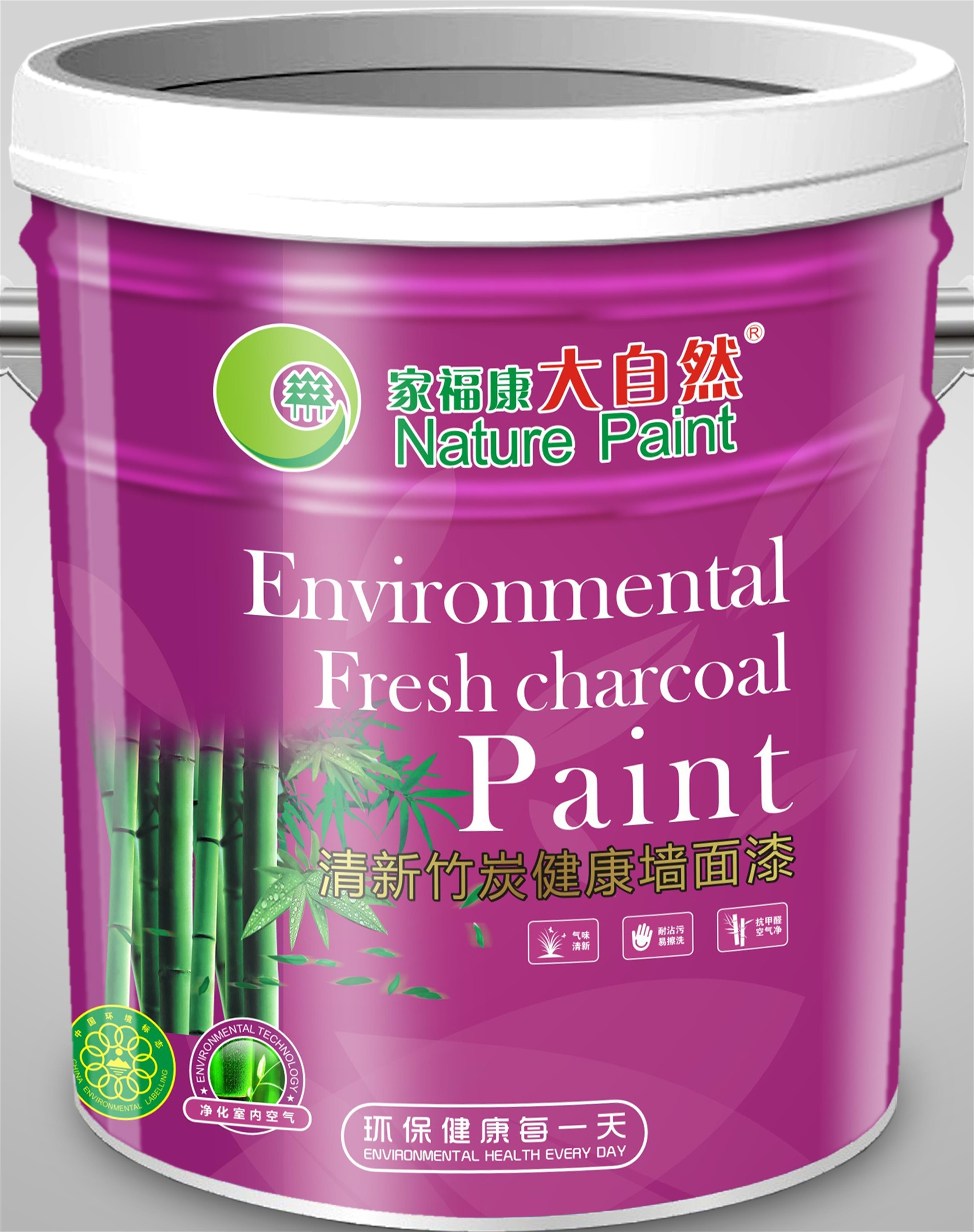 大自然漆天然真石漆系列 中国10大油漆品牌