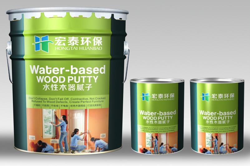 汉林腻子|水性腻子|木材修补腻子|板材补板腻子