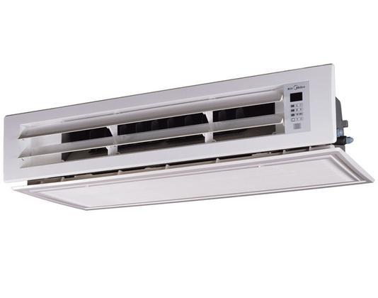 连云港美的中央空调天扬系列风管机 连云港美的中央空调天扬系列家庭中央空调KFR-72Q1W/D-N(R2) 整机型号:KFR-72Q1W/D-N(R2) 能效比 : 3.29 能效等级: 2级 制冷量 (W): 5100 制冷功率(W): 1550 制冷额定电流(A) :7.0 制热量(W): 5850 1350 制热功率(W) :1676 1350 制热额定电流( A) :7.
