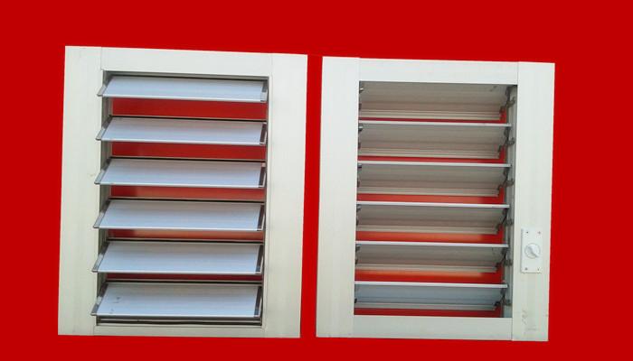 手动百叶窗、手摇百叶窗、铝合金活动百叶窗