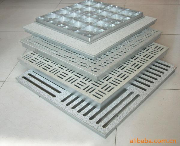 供应铝合金防静电高耐磨地板