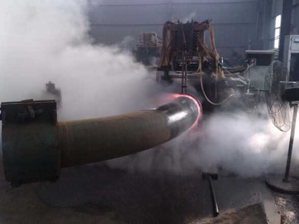 中频液压弯管机-弯头机,弯管机,扩管机-渤海液压机械