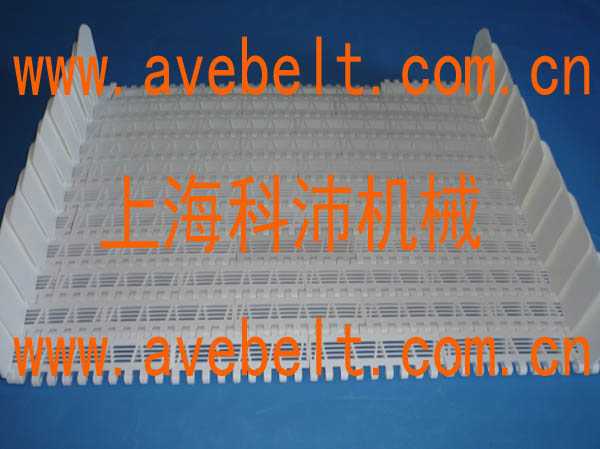 供应OPB挡板型模块网带
