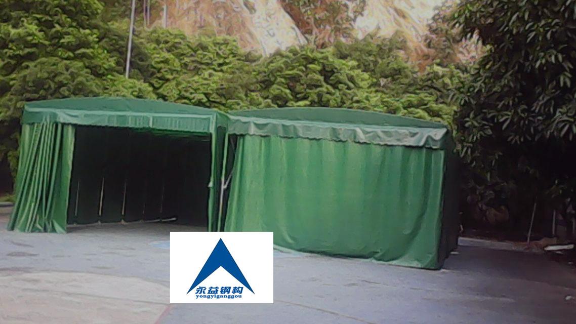 工厂仓库帐篷-【效果图,产品图,型号图,工程图】-中国