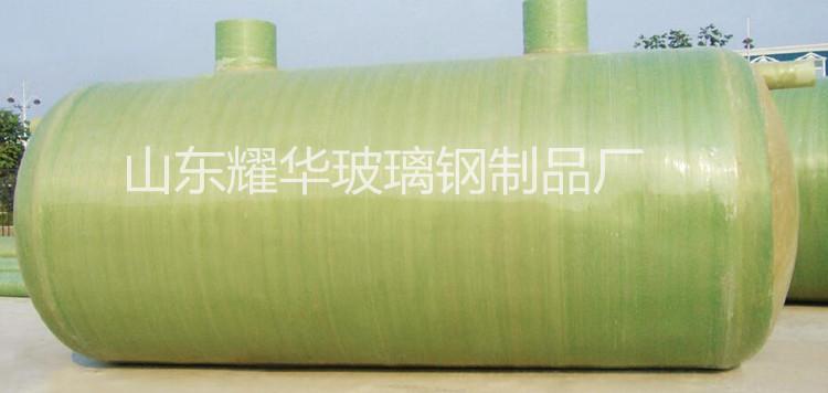 【环保型农村v农村玻璃钢化粪池价格优惠】图水池带柜图片