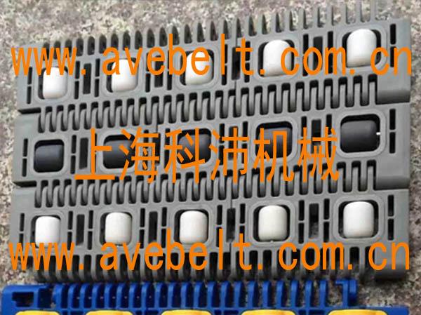 供应滚珠塑料网链