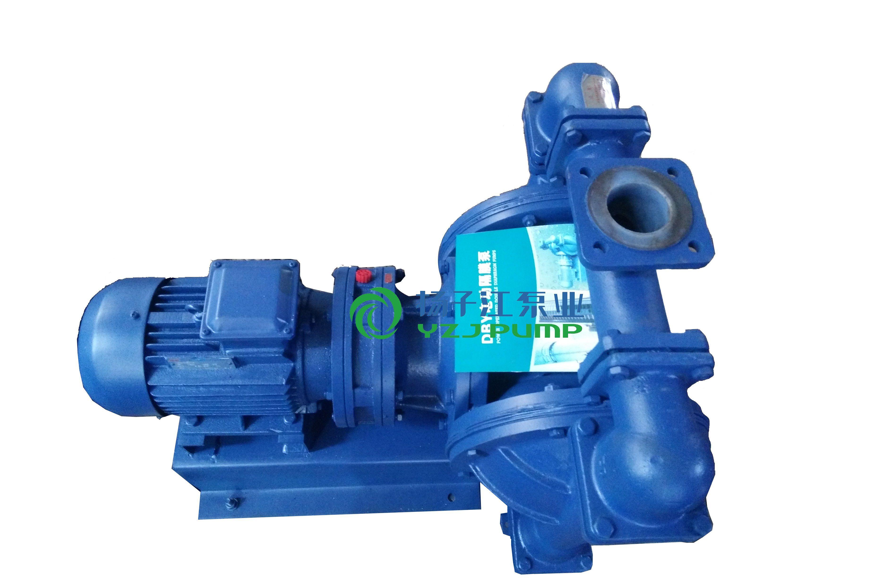 供应DBY-50衬氟电动隔膜泵,耐腐蚀隔膜泵