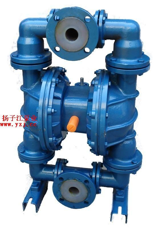 供应不锈钢气动隔膜泵,衬氟气动隔膜泵